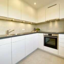 Gemütliche 2-Zimmer Wohnung mit Balkon und modernen Einbauküche in Oberesslingen – vermietet