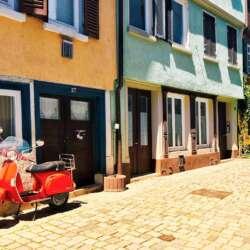 Wunderschöne 2-Zimmer Wohnung mit Stellplatz in der historischen Altstadt von Esslingen – verkauft