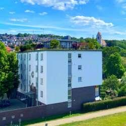 Wohnen am Landschaftspark Bruckenwasen, sonnige 3,5 Zimmer Wohnung mit Fernblick in Plochingen – verkauft