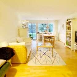 Gemütliche 2-Zimmer Wohnung mit Traumterrasse in Stuttgart Dachswald – vermietet