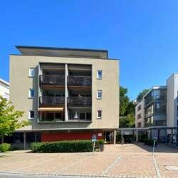 Seniorenwohnung oder Praxis direkt am Remsufer in Remseck am Neckar – verkauft