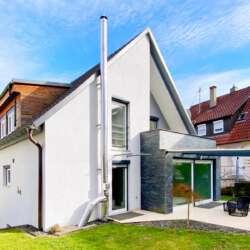Freistehendes Zweifamilienhaus in Esslingen Nord – verkauft