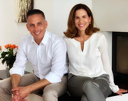 Herr und Frau Ricotta, Immobilienmakler in Esslingen